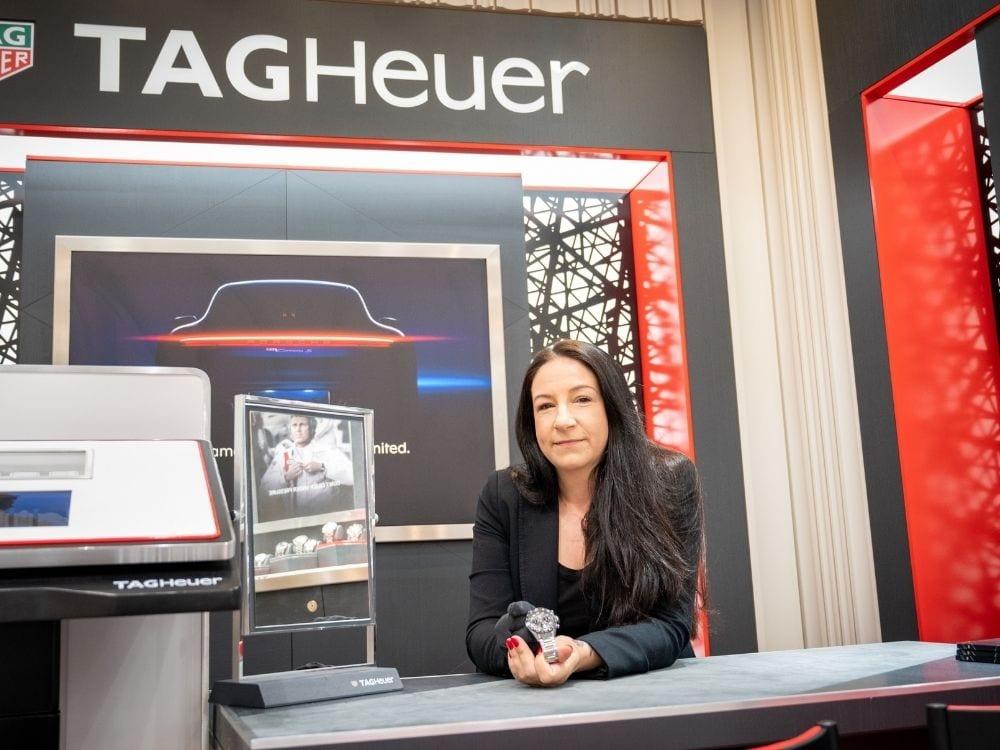 TAG Heuer and Porsche