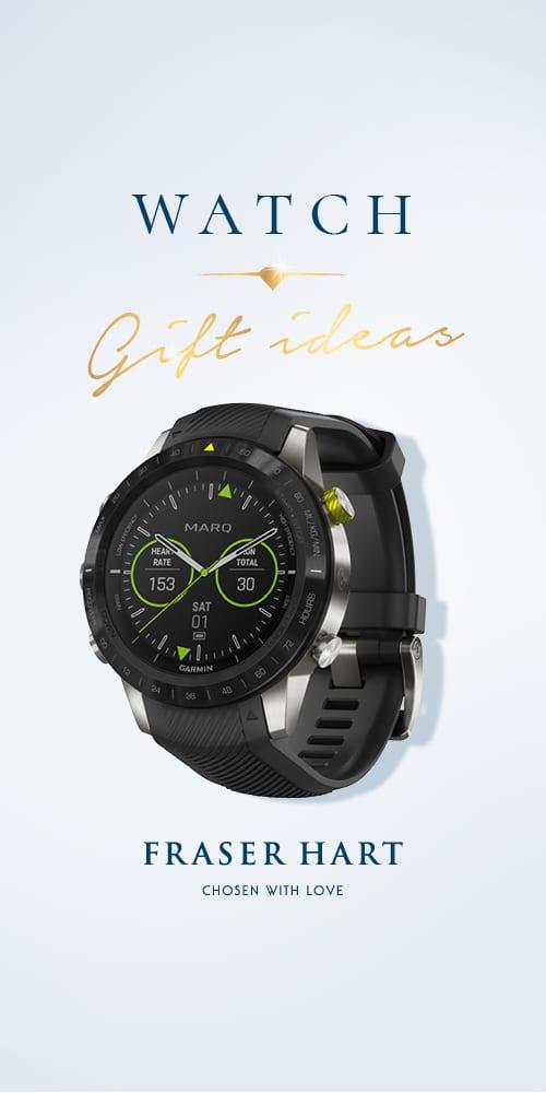 Garmin MARQ Athelete Black Silicone GPS Smartwatch