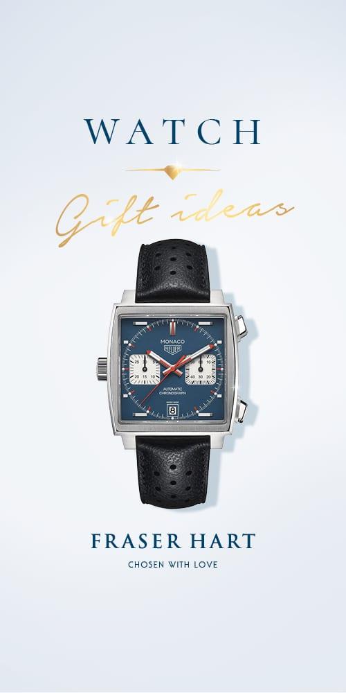 TAG Heuer Monaco Black Leather 39mm Men's Watch