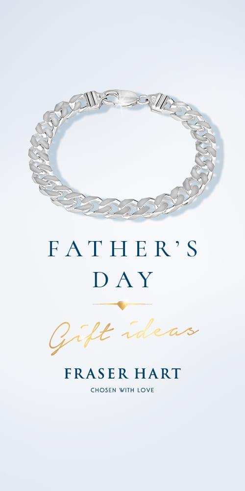 Gents Sterling Silver Curb Link Bracelet