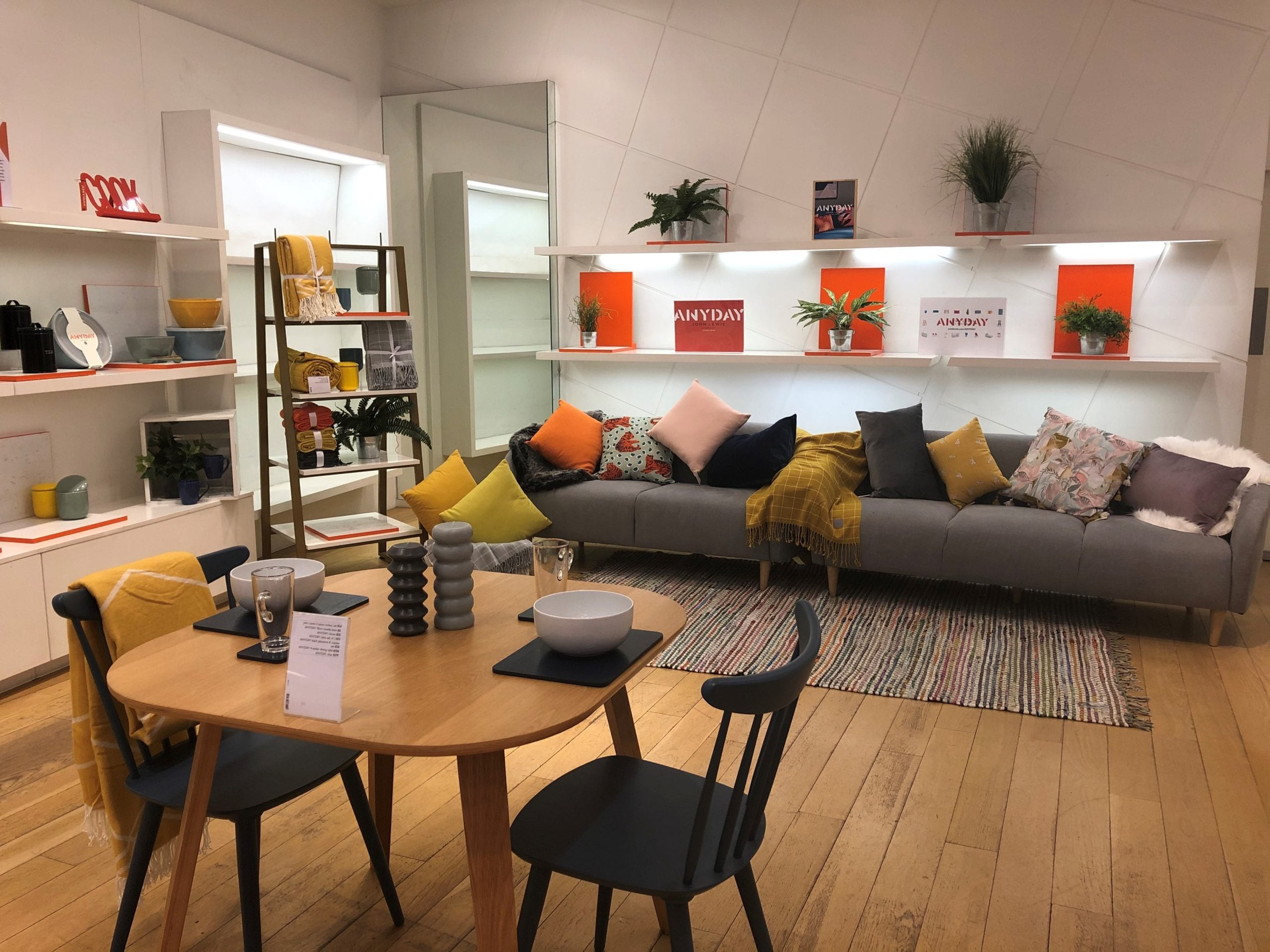 John Lewis & Partners Introduce New 'Anyday' Brand