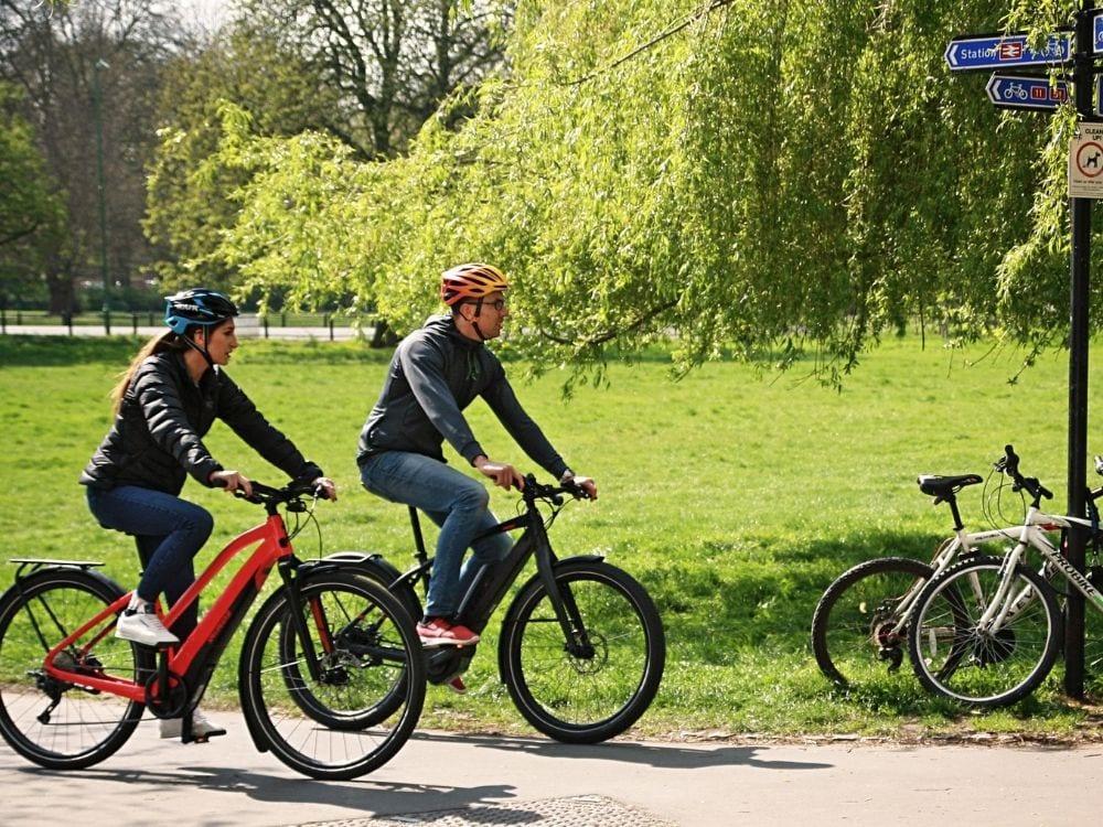 Explore Cambridge by bike