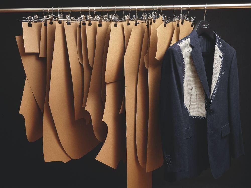 Tyrwhitt Custom Suit Design