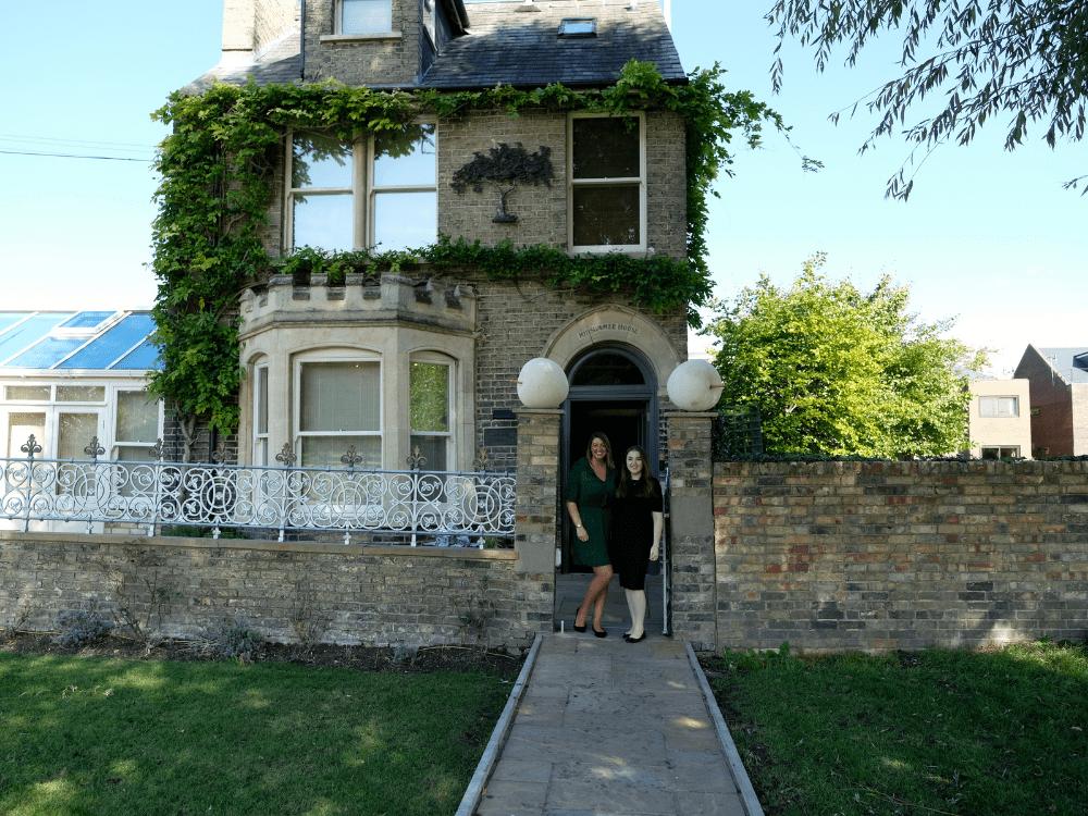 Castle Fine Art at Midsummer House