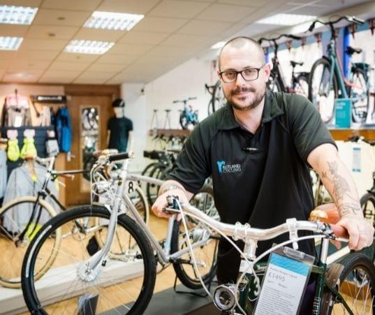 Rutland Cycling marks 40th Anniversary
